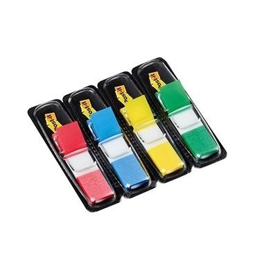 3M Index Işaret Bandı Ok Şeklinde 4 Renk Renkli